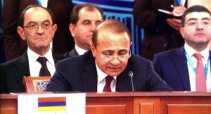 Ermenistan Başbakanı Abrahamyan istifa etti