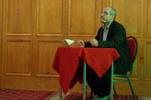 Yazar Gönül, Wiesbaden'den seminer düzenledi