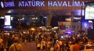 Atatürk Havalimanı saldırısında ölenler için anıt yapıldı