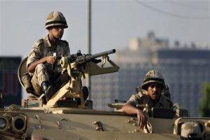 Mısır'da ordu operasyonu: 10 ölü, 13 yaralı