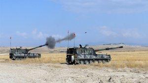 TSK vurulan IŞİD hedefleri açıkladı