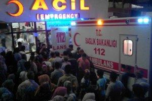 Şanlıurfa'da Tarım işçileri kaza yaptı: 1 ölü 25 yaralı