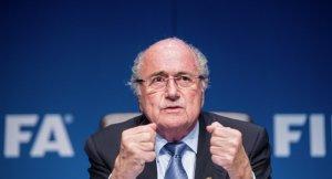 FIFA'dan Blatter'e soruşturma