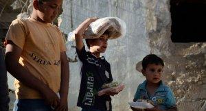 Suriye hükümetini protesto eden yardım kuruluşları, BM'yle işbirliğini sonlandırdı