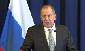 Lavrov: BM konvoyunu Rusya veya Suriye'nin vurması mümkün değild