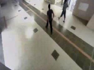 Metro'da dehşet anları