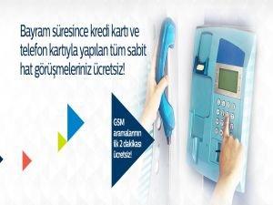 Türk Telekom, bayram boyunca ankesörlü telefonları ücretsiz kullanıma sunacak