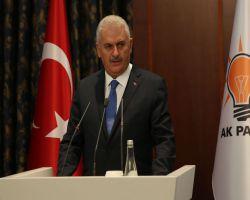 """Başbakan Yıldırım: """"Asgari ücret 1300 TL altına düşmeyecek"""""""
