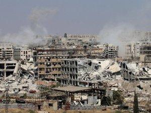 Suriye hükümeti Cenevre'de imzalanan ateşkesi onayladı