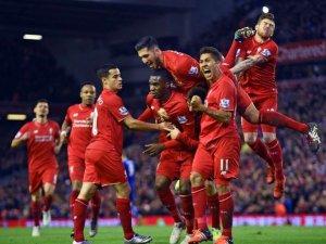 Liverpool, son şampiyonu farklı gönderdi