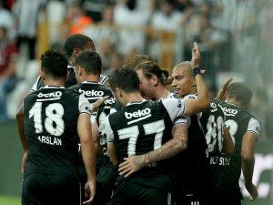 Beşiktaş fırtınası esti