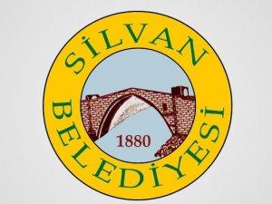 Silvan Belediyesi'nde arama!