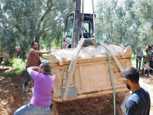 Romalılardan kalma 3 tarihi mezar bulundu