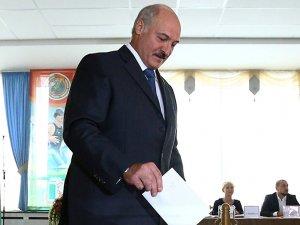 Belarus, Temsilciler Meclisi'ni seçmek için sandık başında