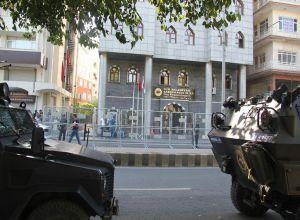 Sur Belediyesi'nde polis araması