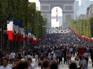 'Fransa'da terör saldırısı riski yüksek seviyede'