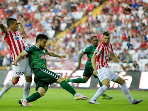 Konyaspor'da galibiyet zaferi