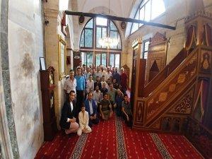 Ayasofya Müzesi Hünkar Kasrı'nda ilk kez bayram namazı kılındı