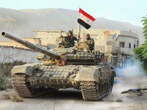 Cephedeki Suriyeli askerler neden patates yiyor?
