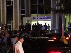Erdoğan kaza geçiren Albayrak ailesini hastanede ziyaret etti