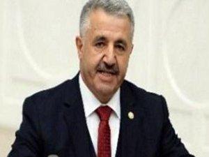 Ulaştırma Bakanı Ahmet Arslan'dan fabrika müjdesi