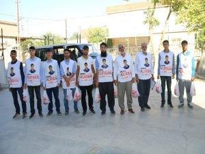 STK'lar muhtaçlara Kurban eti dağıtmaya devam ediyor!