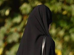 ABD'de Müslüman kadına alçakça saldırı