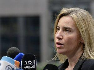 AB Dışişleri Temsilcisi Mogherini'den AP'ye Türkiye çağrısı