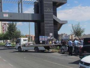 Siverek-Diyarbakır Karayolu'nda kaza