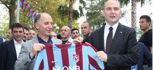 Bakan Soylu, Trabzonlulara müjdeyi verdi