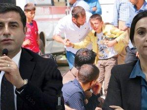 HDP 'iç savaş' söylemini yaygınlaştırma çabasında