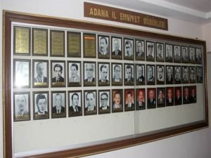 FETÖ'cü müdürlerin fotoğrafları kaldırıldı