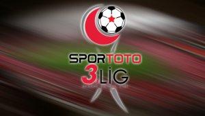 Spor Toto 3. Lig'de bir maç ertelendi