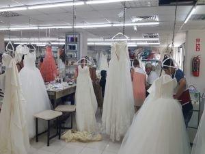Egeli Hazır Giyim İhracatçıları'ndan gelinlik sektörüne kalifiye eleman projesi