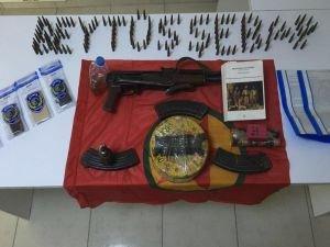 Beytüşşebap'ta PKK mühimmatı ele geçirildi