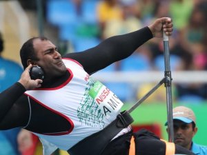 İran milli sporcusu paralimpikte 20. madalyasını aldı