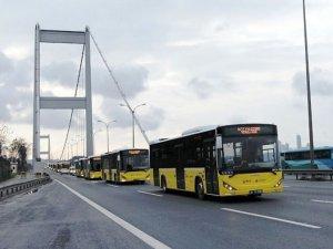 İstanbul'da İETT saatleri değişiyor
