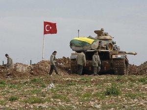 Türkiye'den Kuzey Irak'a top atışı