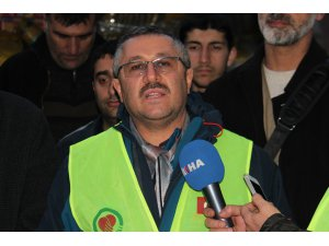 Ankara'dan Sur'a yardımeli