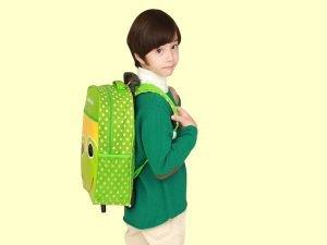 Okul çantalarını bilinçli kullanın!