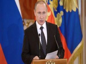 Putin: ABD ile hedefimiz ortak