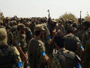 Özgür Suriye Ordusundan Çobanbey'de 3 köye operasyon