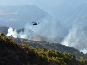 Tunceli'de çatışma: Bölgeye özel harekat timleri sevk edildi