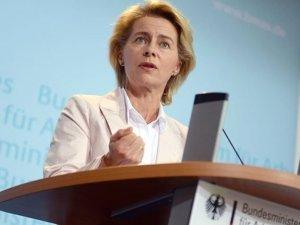 Alman Savunma Bakanı: İncirlik'te görev sürecek