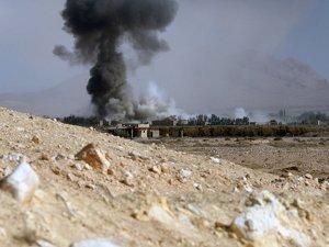 Koalisyona ait jetler Suriye ordusu mevzilerini bombaladı