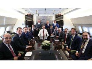 Erdoğan, kapımıza dayananı almak zorundayız