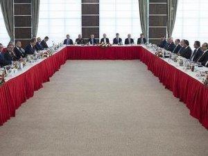 Güvenlik toplantısı sona erdi, kritik görüşme 9 saat sürdü
