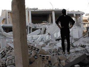 Esad rejimi saldırdı: 8 sivil hayatını kaybetti