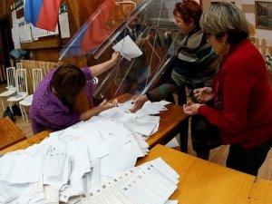 Duma seçimlerinin galibi Birleşik Rusya