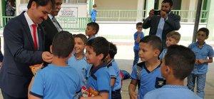 AFAD'tan Gazzeli çocukları sevindiren yardım
